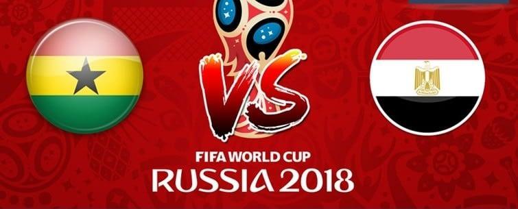 تشكيل المنتخب المصري أمام غانا في التصفيات النهائية لكأس العالم 2018 والتعادل الإيجابي بالمباراة