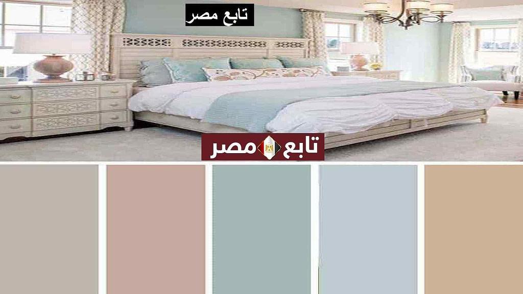 أفضل ألوان غرف نوم للمتزوجين 2021 ألوان دهانات الخشب