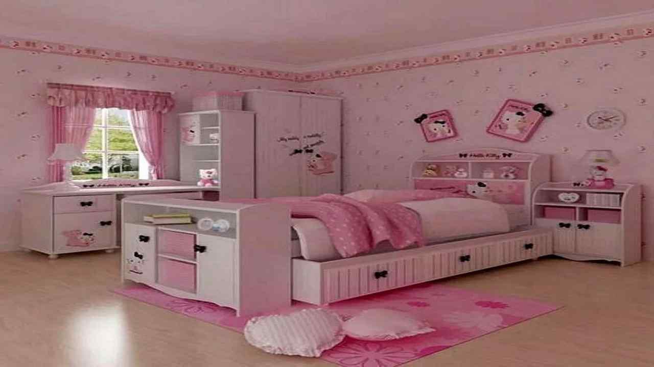حجرات نوم أطفال مودرن 2021 كاملة غرف نوم سرير وسريرين