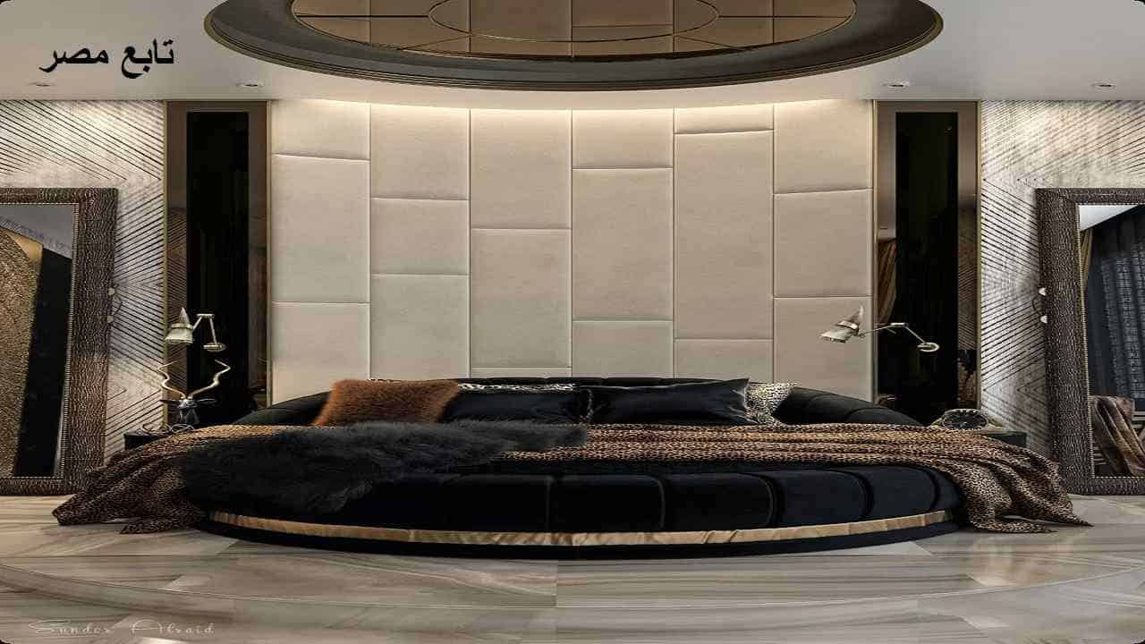 ديكورات غرف نوم بسيطة 2021 -2022 غرف تركي ومودرن