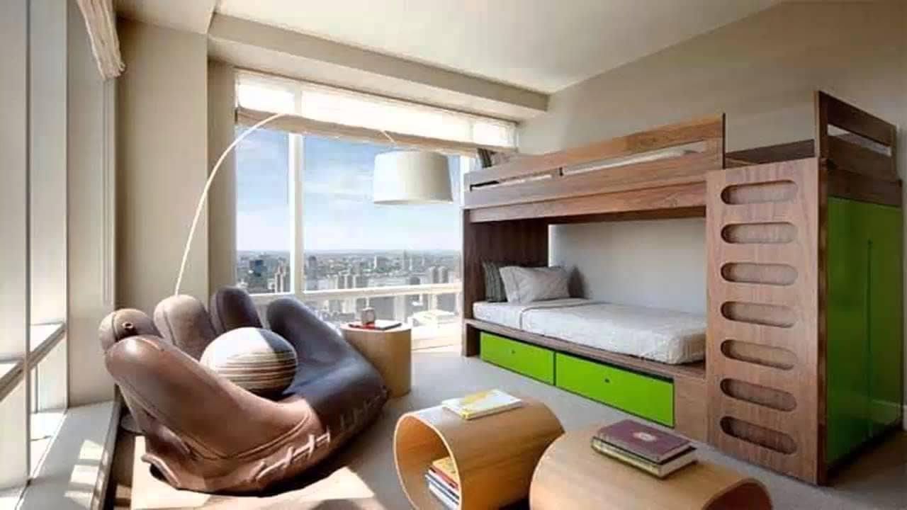 صور غرف نوم اطفال مودرن تشكيلة رائعة 2021