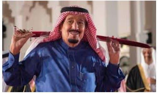 صور الملك سلمان النادرة