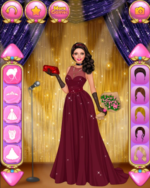 لعبة تلبيس الأميرة لحفلة الرقص 2021 العاب متجر جوجل بلاي