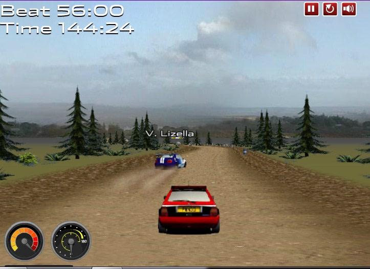 لعبة سباق سيارات 2020 super rally challenge ألعاب فلاش اطفال شيقة
