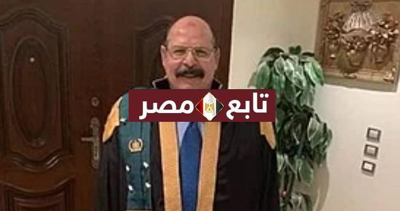 من هو المستشار أحمد البكري رئيس نادي الزمالك المتوفى بوباء كورونا